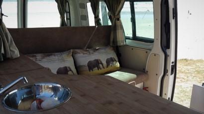 Africana VW T5 Campervan